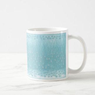 Resplandor de Golgi Tazas De Café