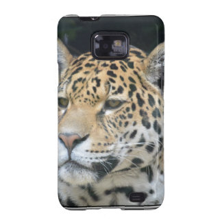Resplandor de Jaguar Samsung Galaxy SII Funda