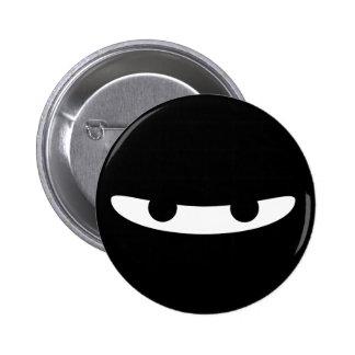 ¡Resplandor de Ninja! Pin Redondo 5 Cm