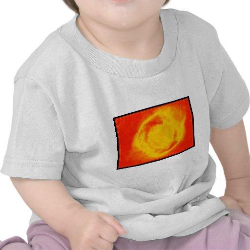 Resplandor de Sun Camiseta