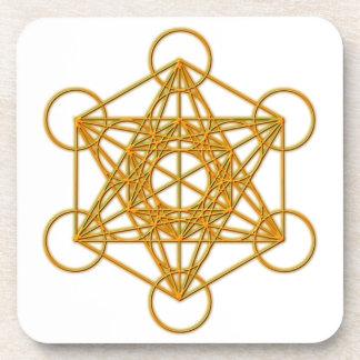 Resplandor del oro de Metatron Posavaso