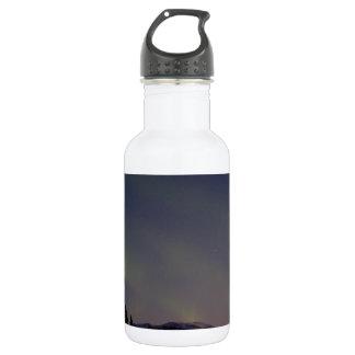 Resplandor fantasmal botella de agua de acero inoxidable