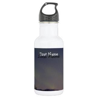 Resplandor fantasmal; Personalizable Botella De Agua De Acero Inoxidable