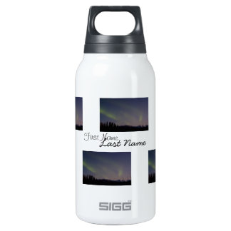 Resplandor fantasmal; Personalizable Botella Isotérmica De Agua