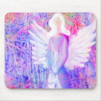 Resplandor Mousepad del ángel