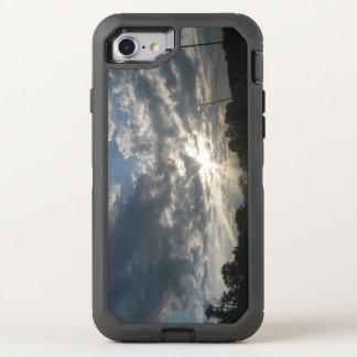 Resplandor nublado funda OtterBox defender para iPhone 7