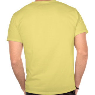 Resplandor solar amarillo de Kalypso Kane Camiseta