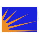 Resplandor solar, bandera política de Colombia Tarjetón
