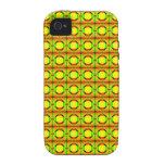 Resplandor solar Case-Mate iPhone 4 carcasa