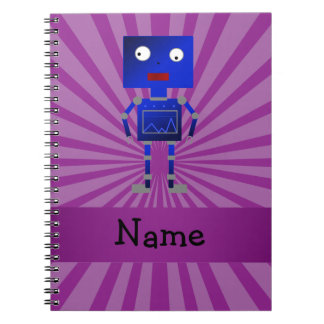 Resplandor solar conocido personalizado de la note book