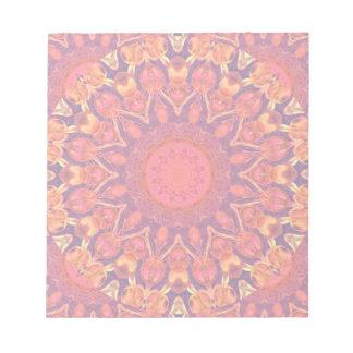 Resplandor solar danza del círculo de la estrella bloc