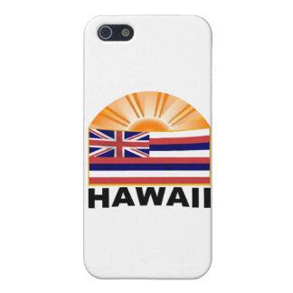 Resplandor solar de Hawaii iPhone 5 Carcasa