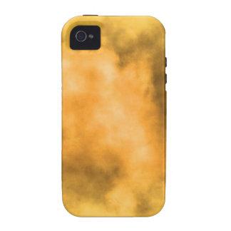 Resplandor solar de la energía Case-Mate iPhone 4 funda