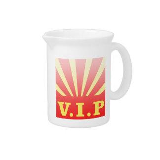 Resplandor solar del VIP Jarron