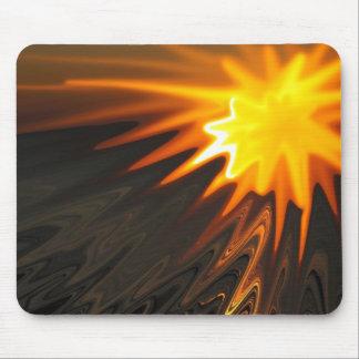 Resplandor solar MousePad