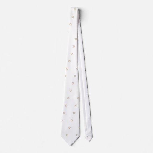 Resplandor solar uno corbata personalizada