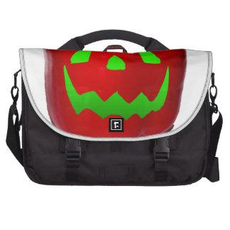 Resplandor verde Bell roja Peppolantern Bolsas De Ordenador