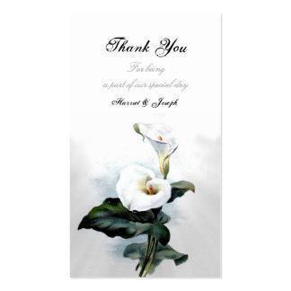 Resplandores del amor/boda blanco elegante de la c plantillas de tarjetas personales