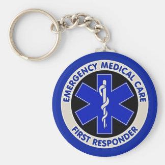 Respondedor de la asistencia médica de la emergenc llavero