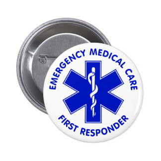 Respondedor de la asistencia médica de la emergenc pin