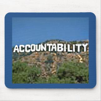 Responsabilidad Mousepad