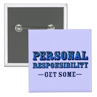 Responsabilidad personal - consiga alguno pin