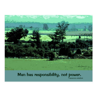 responsabilidades postal