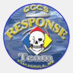 RESPONSE TEAM 2 STICKERS