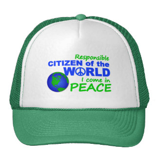 Responsible Citizen hat