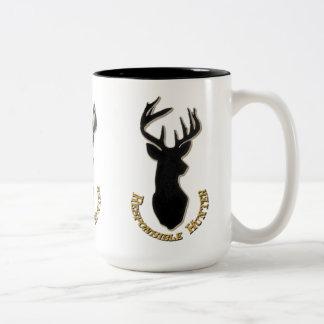 Responsible Hunter Deer Pattern  Mug