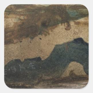 Respublica, Aquila Gentium Square Sticker