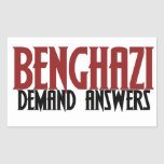 Respuestas de la demanda de Bengasi Rectangular Altavoces