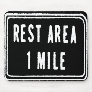 REST AREA MOUSE PADS