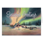 REST for the MUSHERS by SHARON SHARPE Stationery Note Card