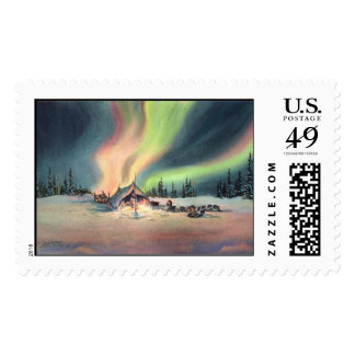 REST for the MUSHERS by SHARON SHARPE Postage