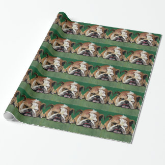 Rest for the Weary Wrapping Paper