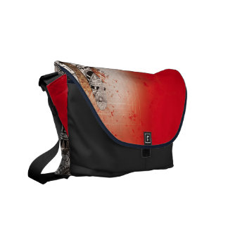Rest in peace courier bag
