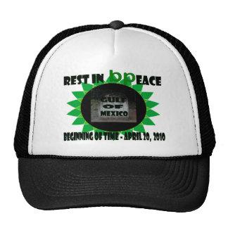 Rest In Peace Trucker Hat