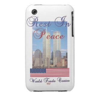 Rest In Peace (phone case) iPhone 3 Cover