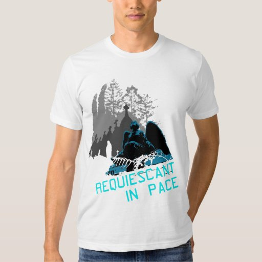 Rest In Peace T Shirt Zazzle
