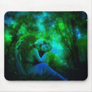 Rest in Peaceful Sleep Mouse Pad