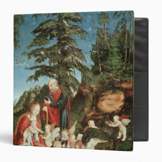 Rest on the Flight into Egypt, 1504 Binders