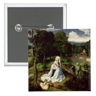 Rest on the Flight into Egypt Button