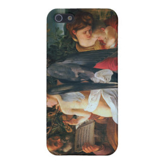 Rest on the Flight into Egypt, Caravaggio iPhone SE/5/5s Case