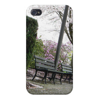 Rest Under Blossoms iPhone 4/4S Covers