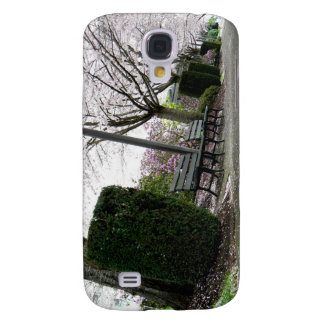 Rest Under Blossoms Samsung Galaxy S4 Cover