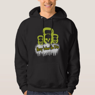 Rest When You Die Hooded Pullover