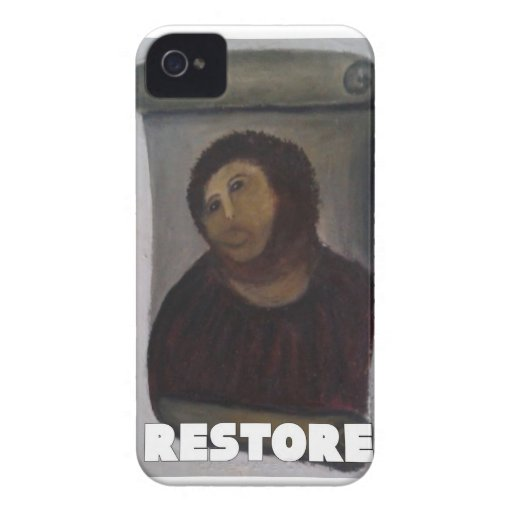 RESTABLECIMIENTO 1 iPhone 4 CÁRCASAS
