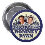 Restablecimiento América: Romney y Ryan Pin