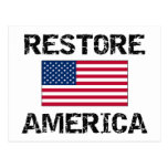 Restablecimiento América Tarjetas Postales